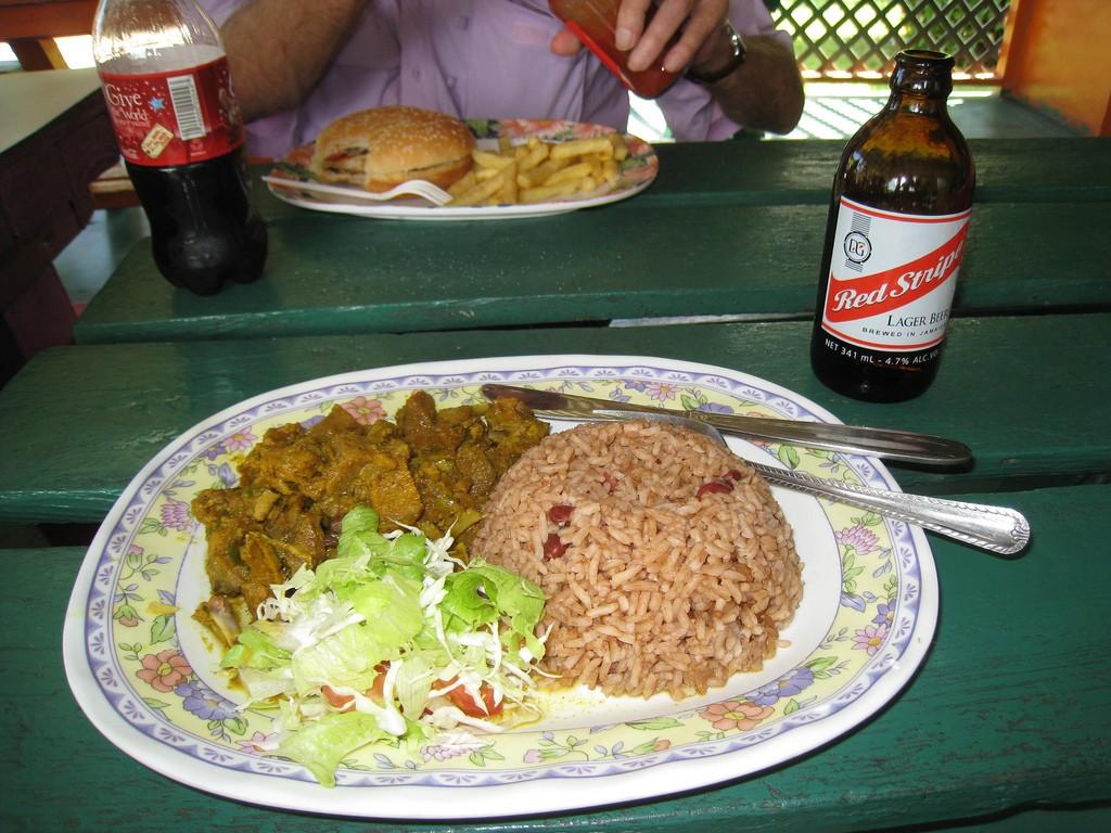 Claire S Jamaican Restaurant
