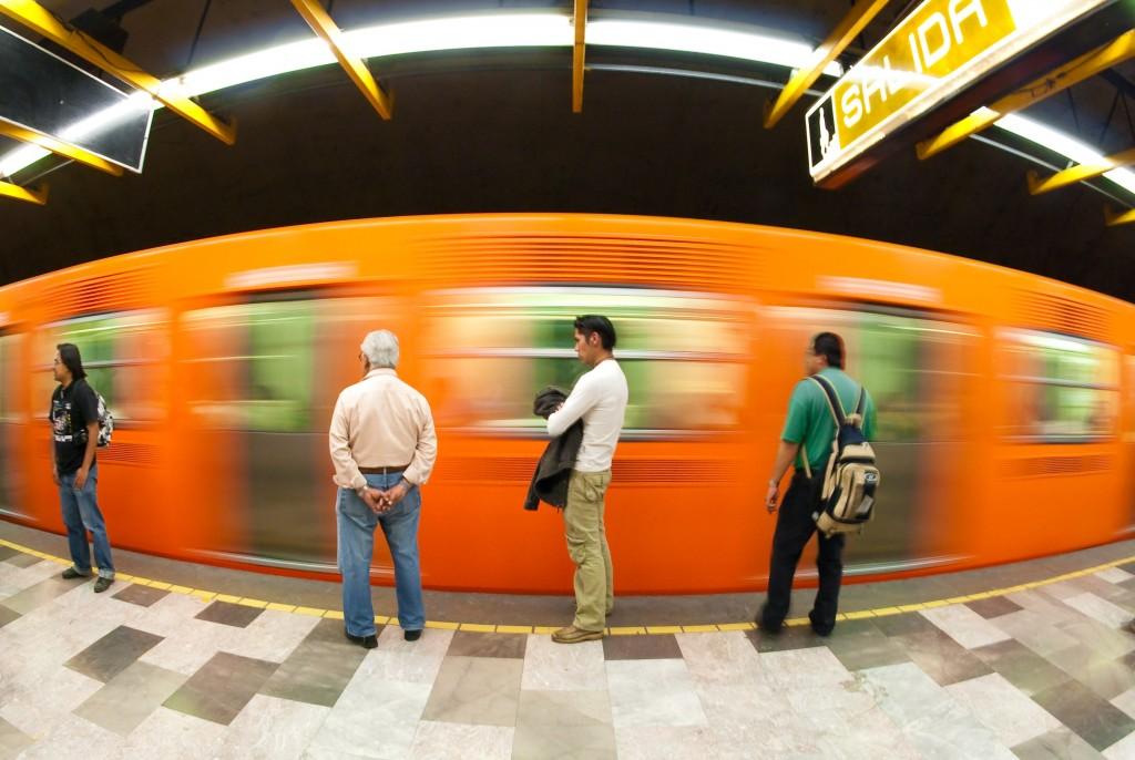 Miguel Ángel de Quevedo Metro Station, San Ángel | © Eneas De Troya/Flickr