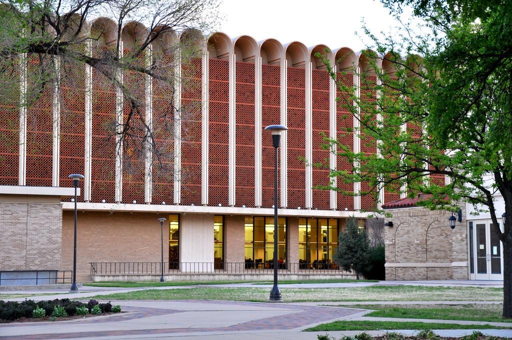Texas Tech Library © Kimberly Vardeman/Flickr