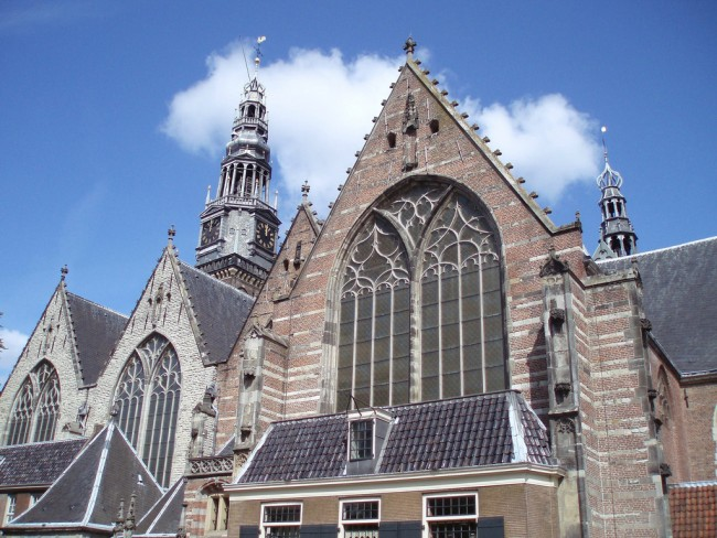 A Brief History Of The Oude Kerk