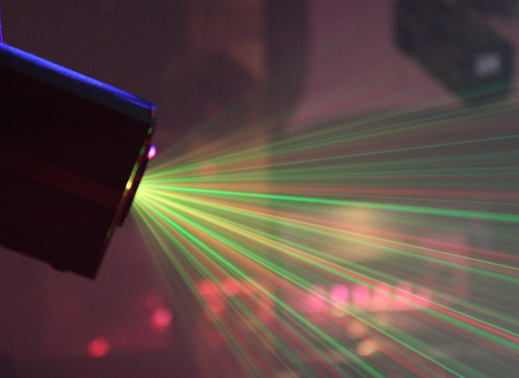 Lasers | © Atomic Taco/Flickr