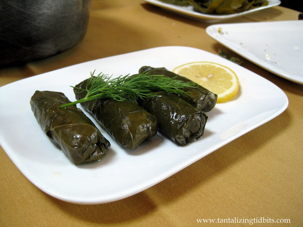 Cooked dolmades | © merri/Flickr