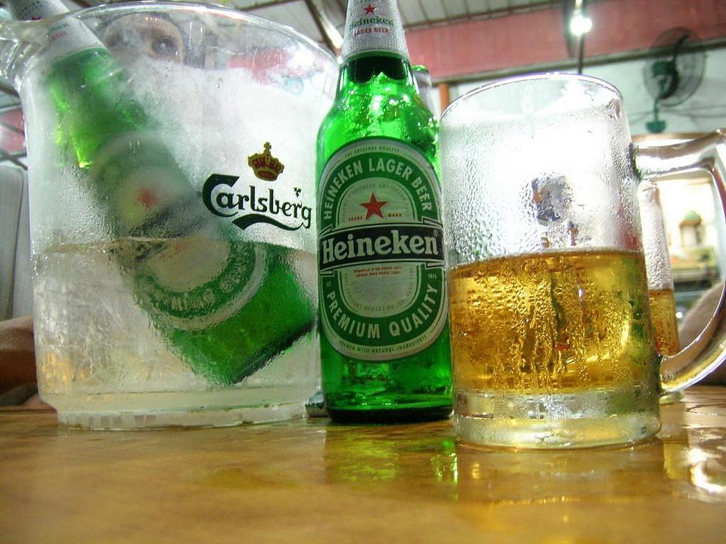Heineken beer | © rob_rob2001 / Flickr