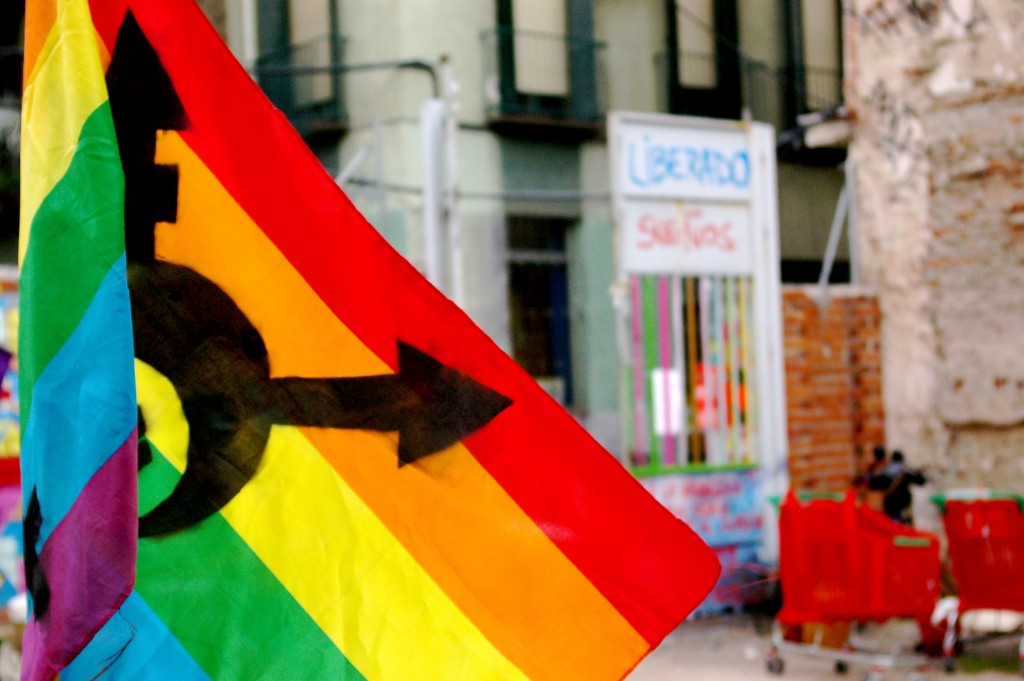 Gay Pride flag | © gaelx/Flickr