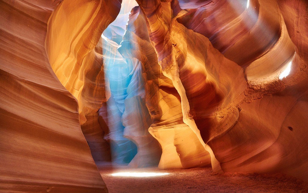 Antelope canyon | © Moyan Brenn/Flickr