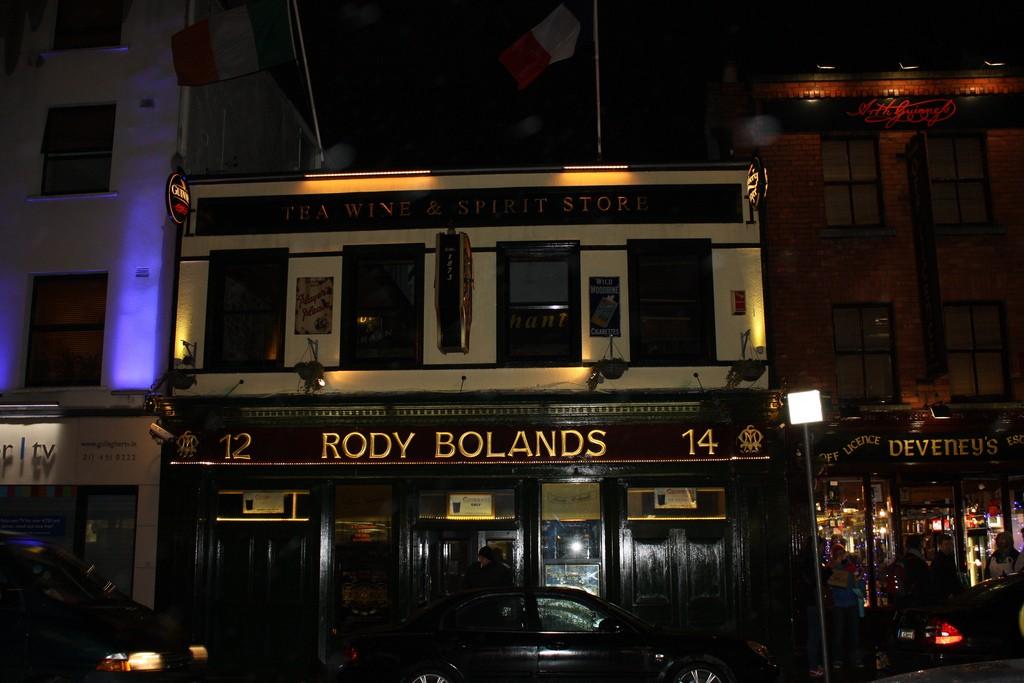 Rody Bolands   © john shortland/Flickr