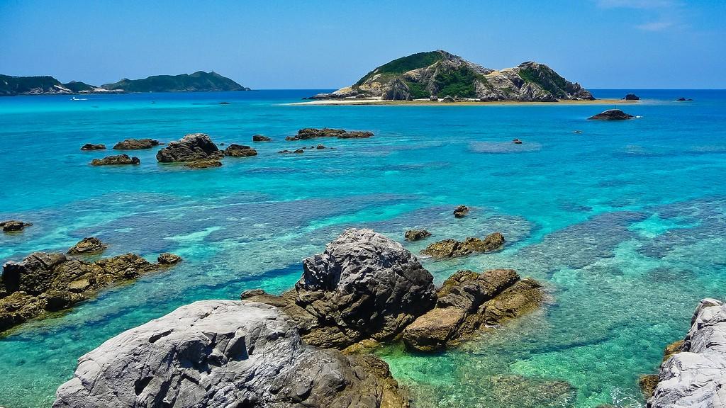 Explore the 10 major regions of japan kerama islands of okinawa stefouflickr sciox Choice Image