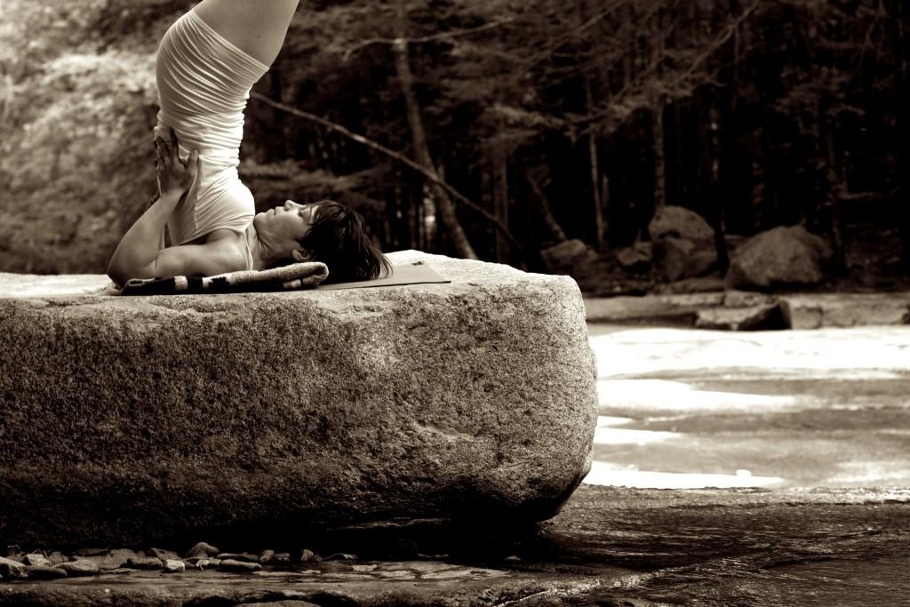 Outdoor yoga | © Matthew Ragan/Flickr