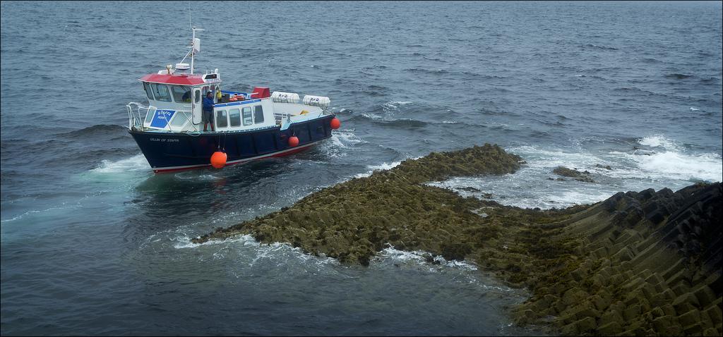 Staffa Ferry   © dun_deagh/Flickr