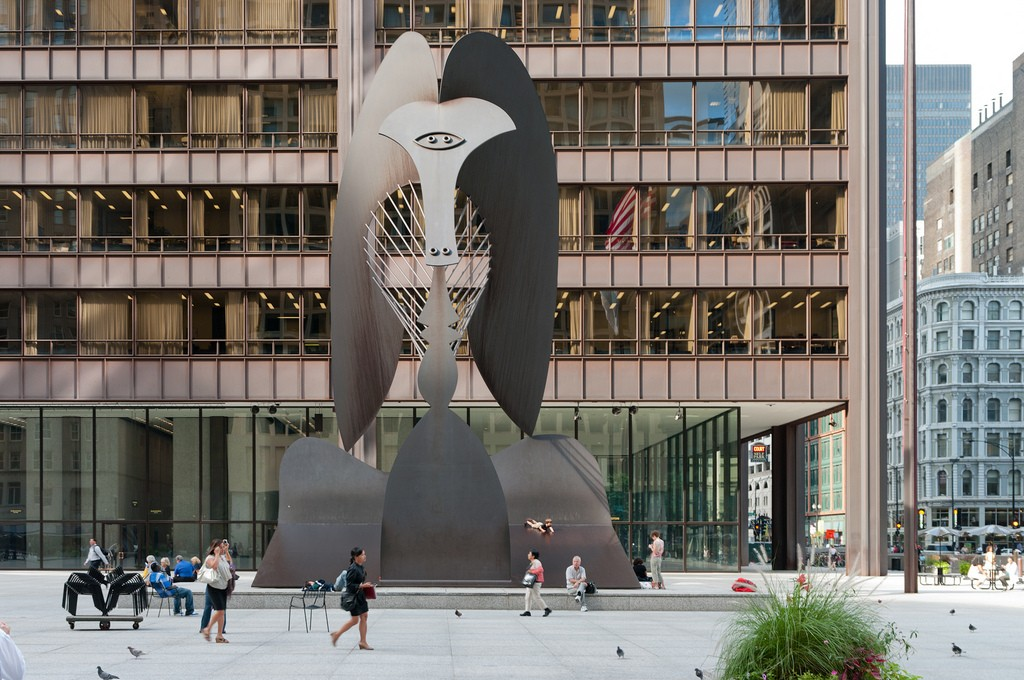 The Picasso | © Dan DeLuca /Flickr