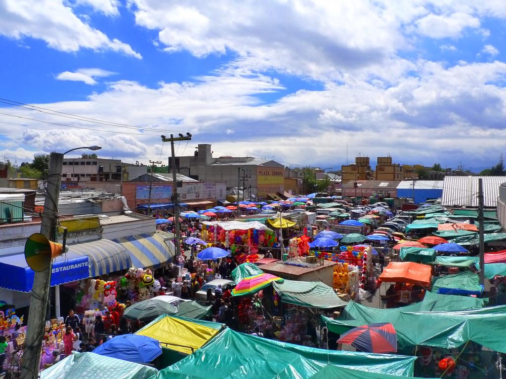 Mercado de Sonora | © Nacho Pintos/Flickr