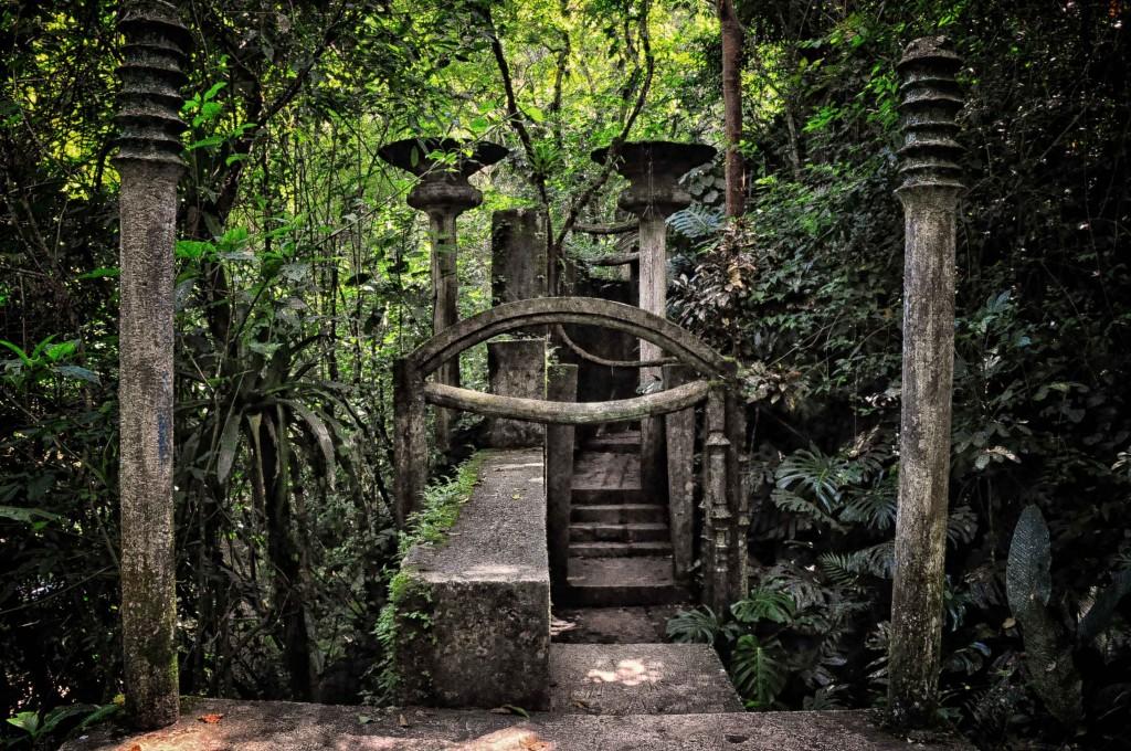 Las Pozas, Xilitla | © Rod Waddington/Flickr