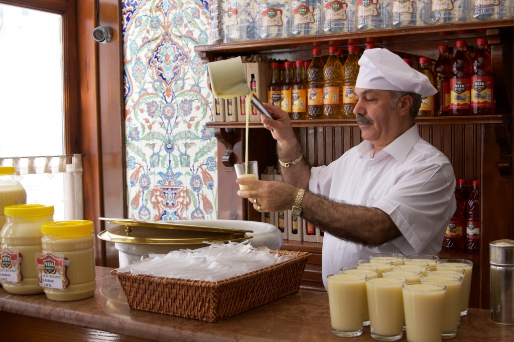 The Boza Man | © Thomas Hubauer/Flickr