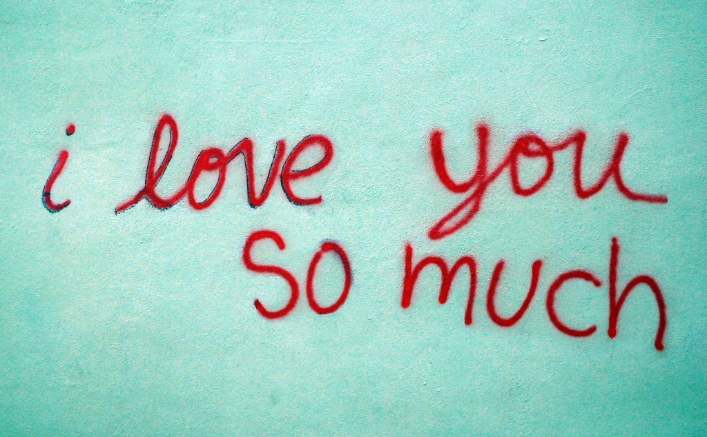 I Love You So Much Mural © ms.akr/Flickr