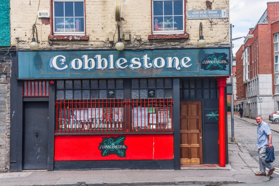 The Cobblestone | © William Murphy/Flickr