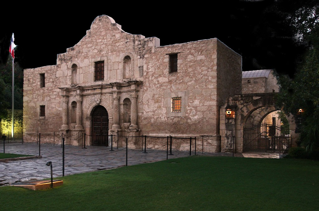 The Alamo © Rennett Stowe/Flickr
