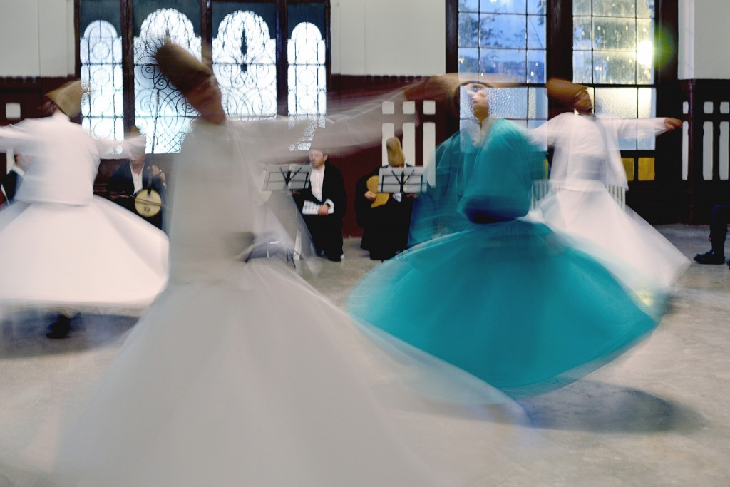 A Brief History Of The Whirling Dervish