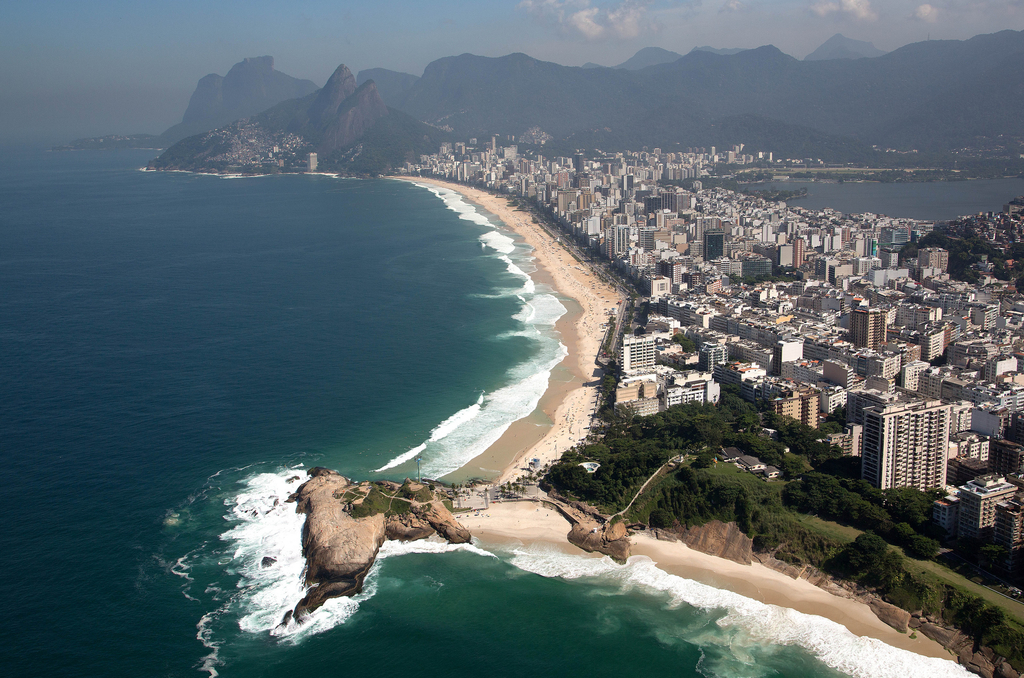 Here's Why Rio De Janeiro was Awarded a UNESCO World Heritage Tag