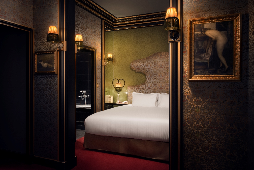 10 Hotels In Paris You Ll Never Want To Leave