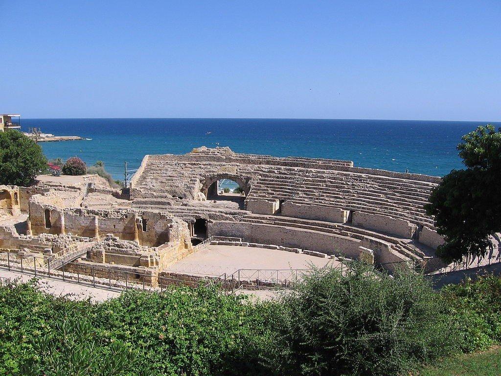Amphitheatre of Tarragona | ©Cintxa / Wikimedia Commons