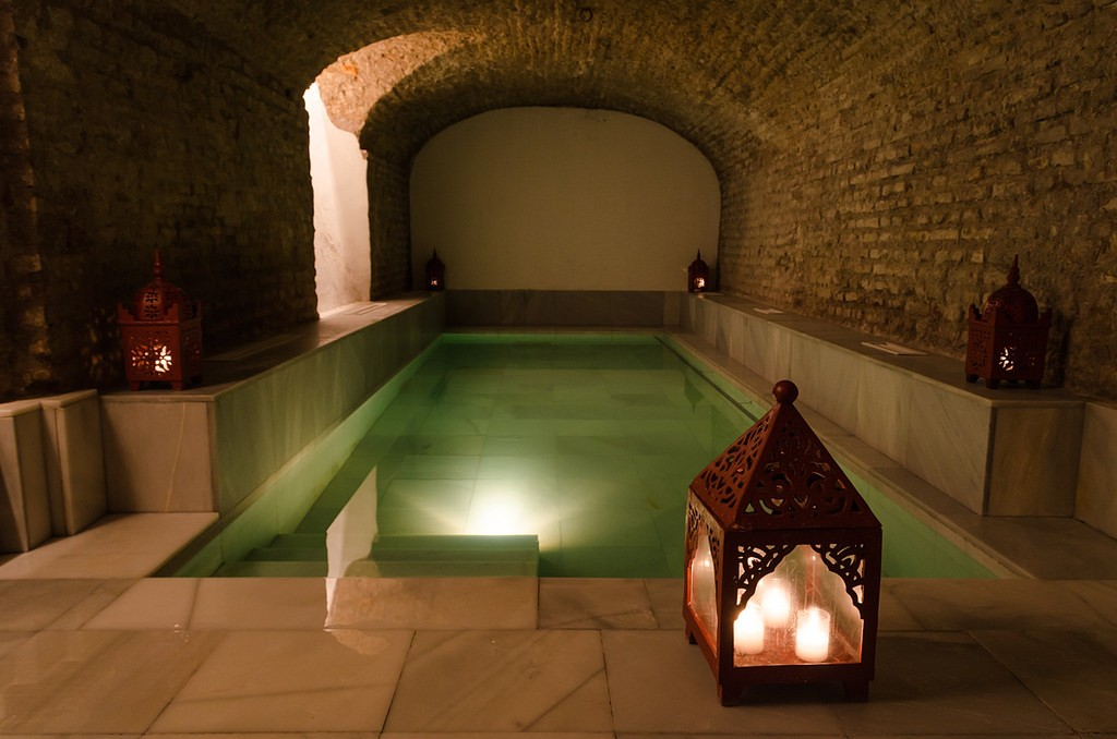 The Best Arabic Baths In Andalusia