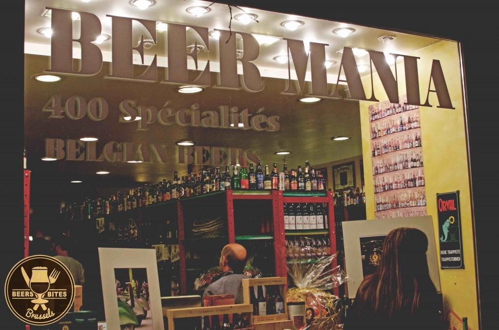 Beer Mania   © Hannah Cassier/courtesy of Beer 'n' Bites Brussels