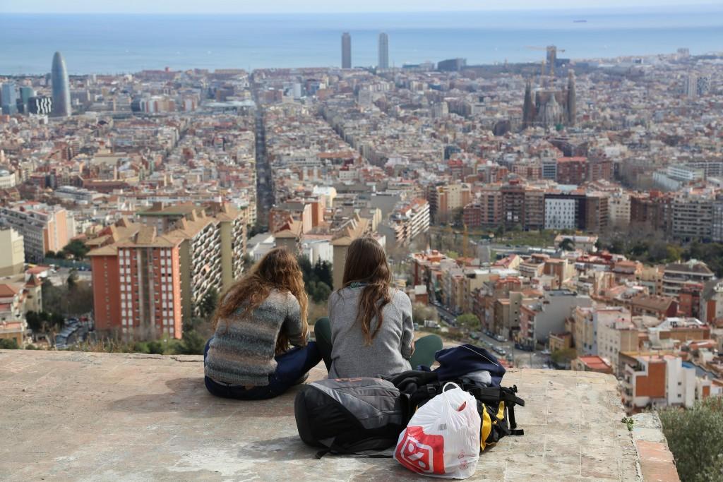 View from Bunkers el Carmel | ©Rober / Flikr