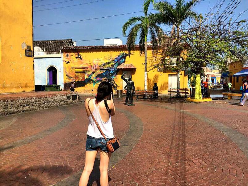 A Solo Traveler S Guide To Cartagena Colombia