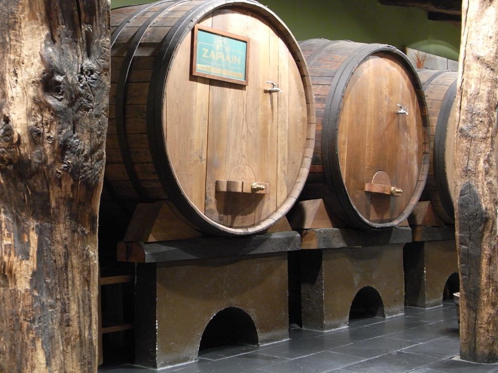 Cider Barrels, Spain | ©Javier Lastras / Flikr