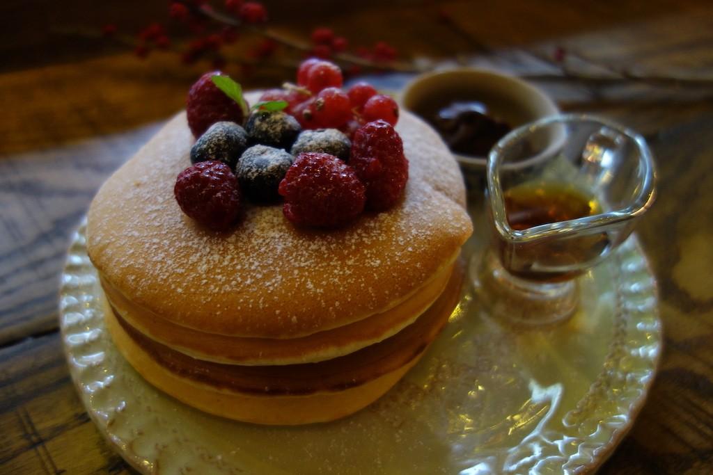 Pancakes at Cooklife | © Feride Yalav