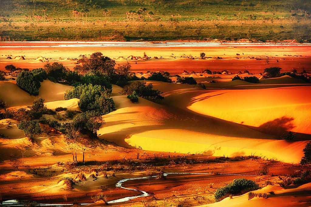 Dunas de areia | © Marcelo85photo / WikiCommons