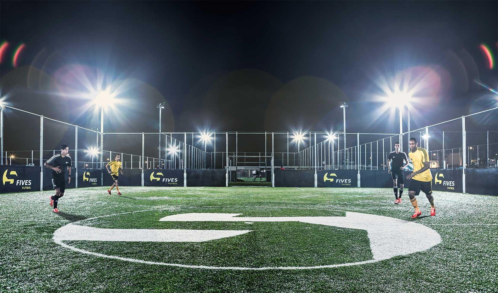 Fives Futbol Area Girls Get To Shine