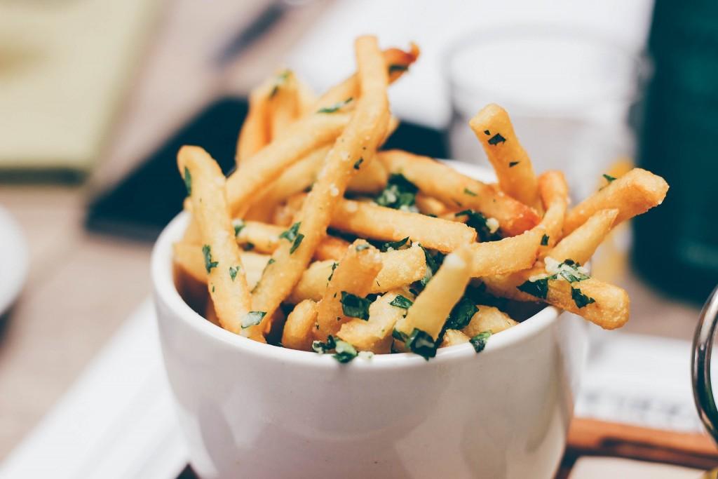 French fries | public domain/Pixabay