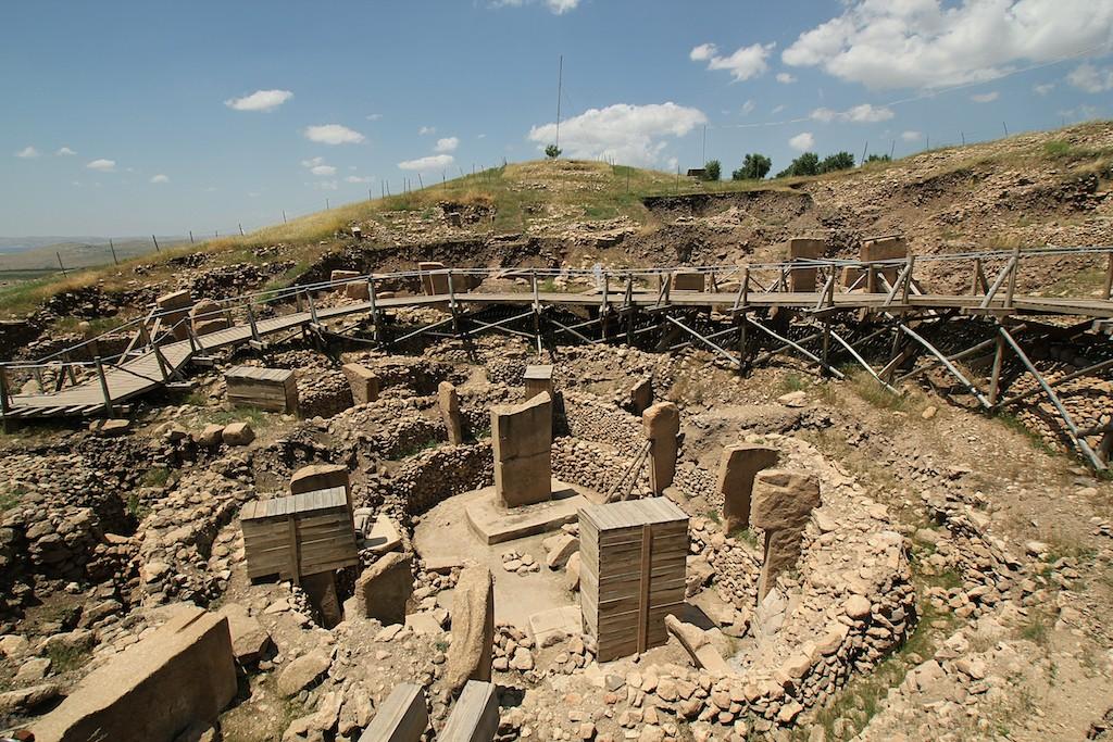 Göbekli Tepe/Wikimedia Commons