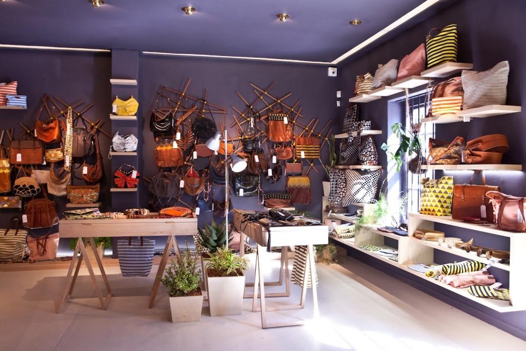Missibaba shop interior © Shanna Jones Photography / Courtesy of Missibaba