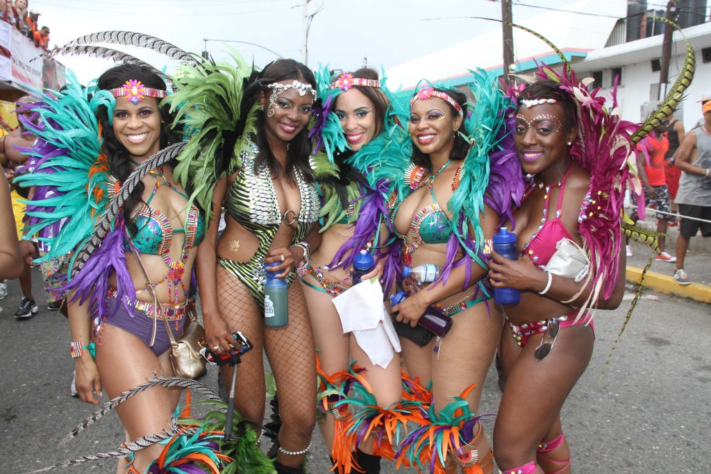 Bacchanal Legacy Road March 2016   Courtesy of Bacchanal Jamaica