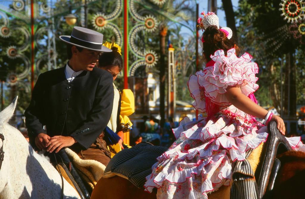 Feria de Caballo, Jerez de la Frontera | ©Dominic Alves / Flikr