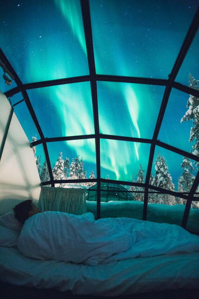 Hotel Arctic Igloo Rooms