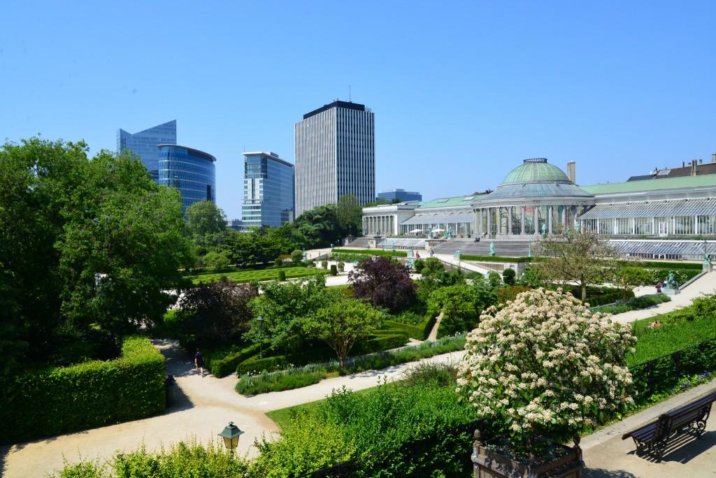 Le Botanique's garden | © Stephane Mignon/Flickr