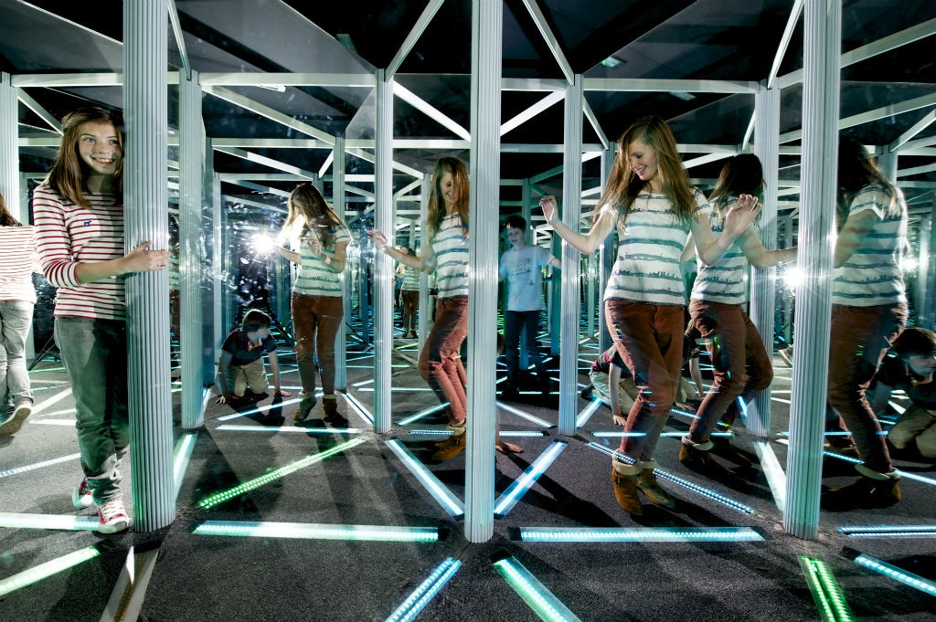 Mirror Maze | Courtesy Of Camera Obscura