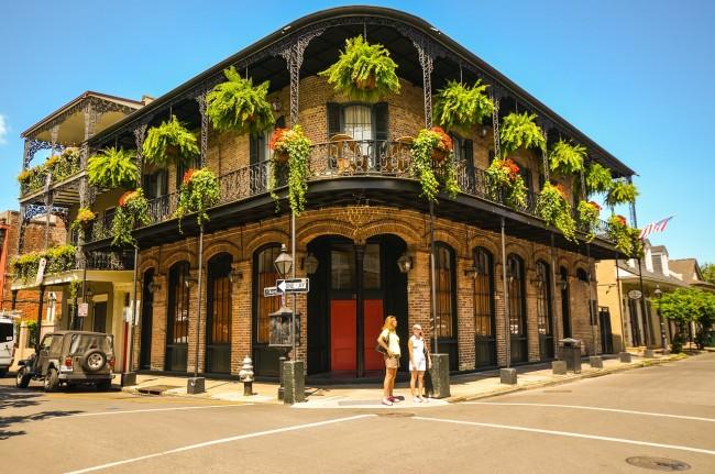 French Quarter, New Orleans, Louisiana | © USA-Reiseblogger/Pixabay