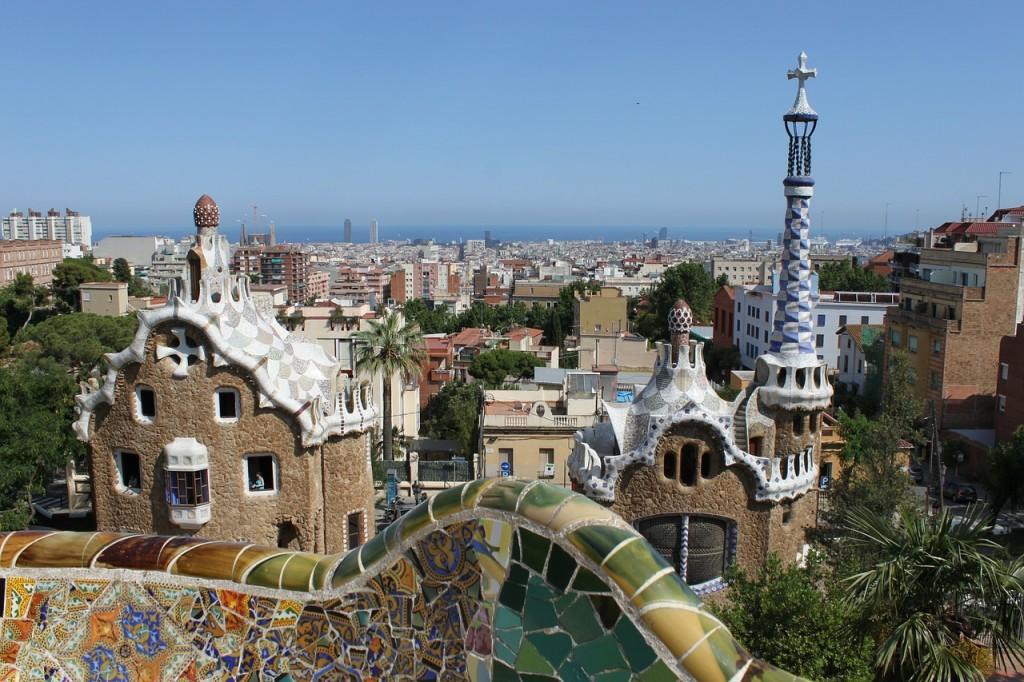 Park Güell Barcelona | ©TRAVELKR / Pixabay