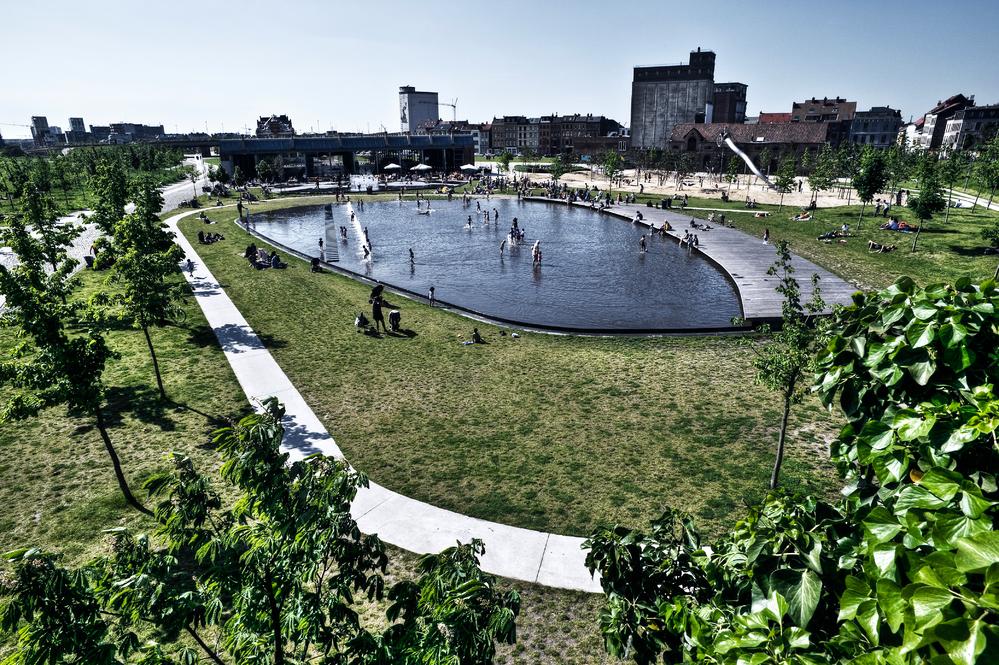 Park Spoor Noord | © Dave Van Laere / courtesy of Visit Antwerp