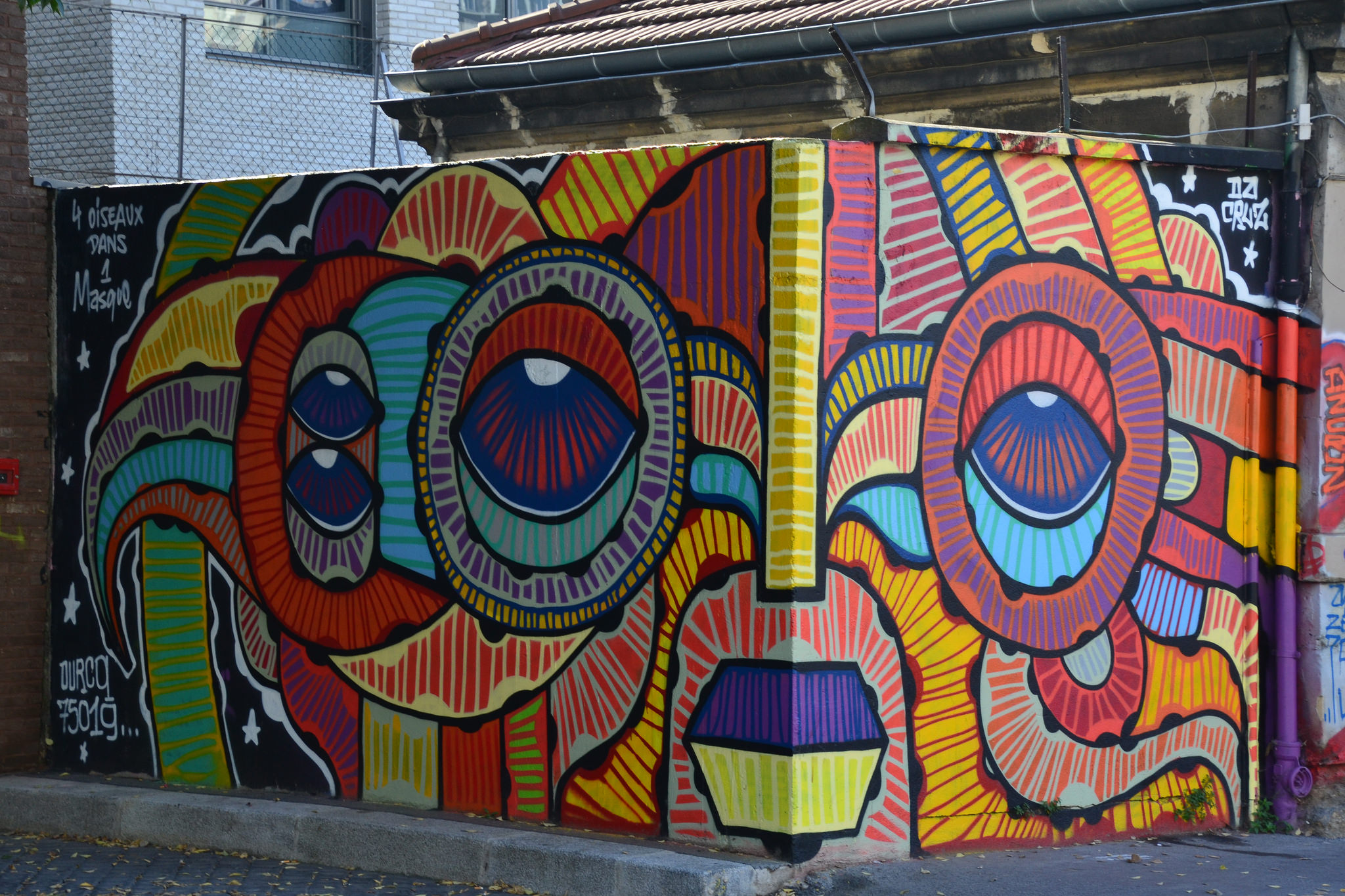 10 places to find amazing street art in paris rue de l ourcq in october 2016 pop h