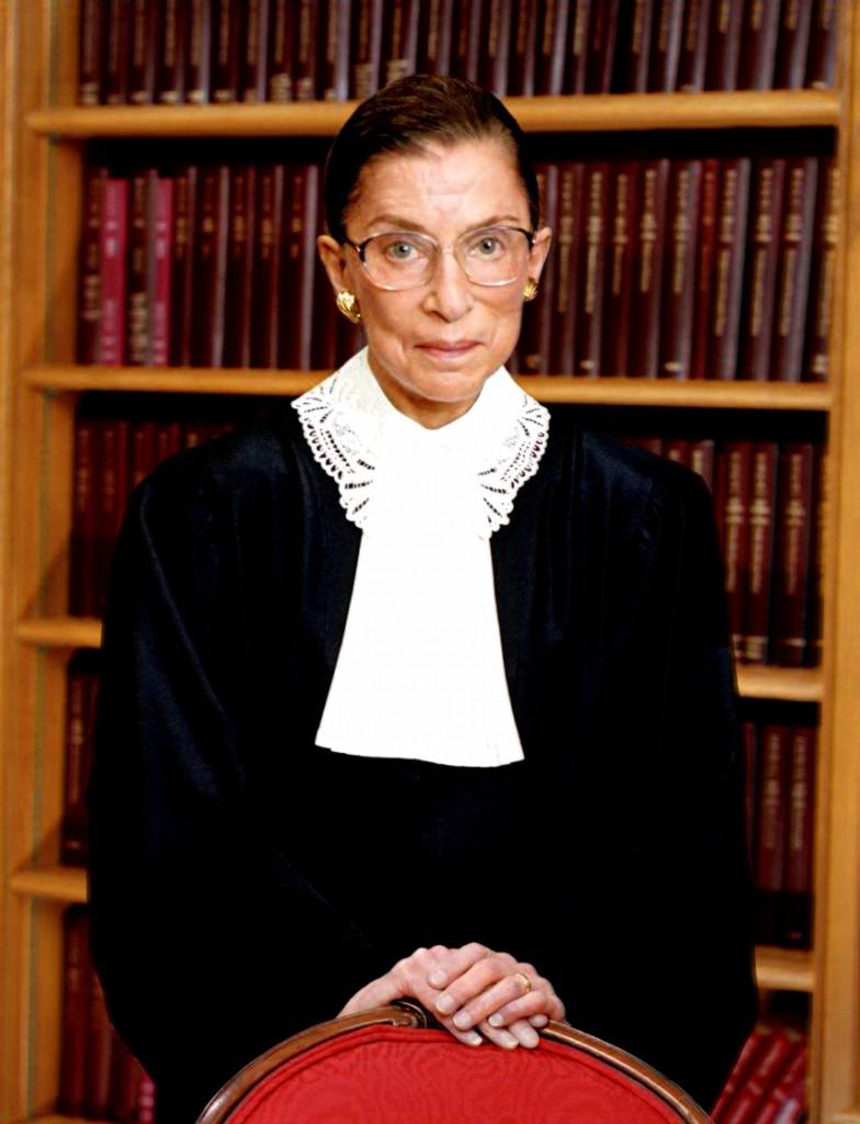 Ruth Bader Ginsburg © Steve Petteway/Wikipedia