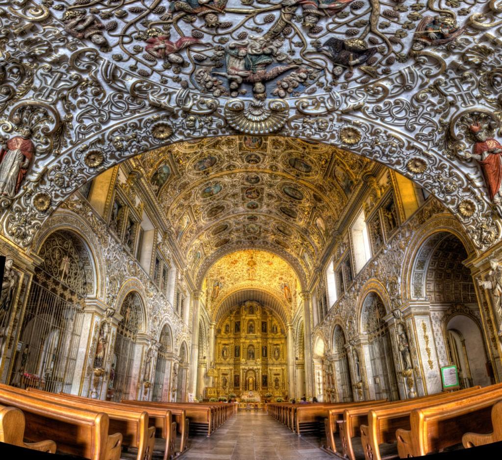 Templo de Santo Domingo, Oaxaca | © Carlos Adampol Galindo/Flickr
