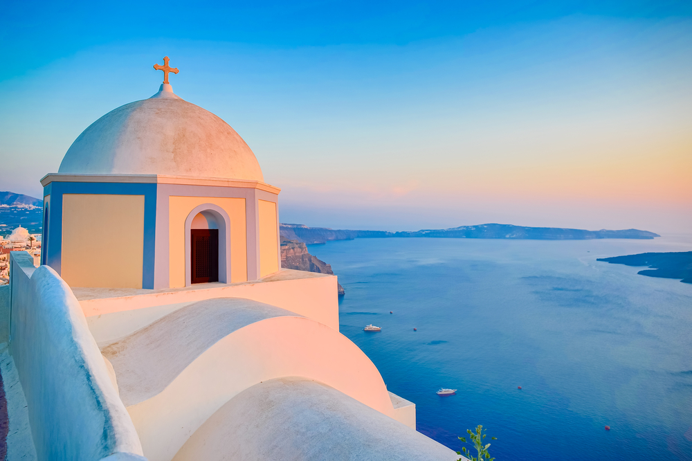We Bet These Color Crazy Photos Of Greece Will Put A Smile