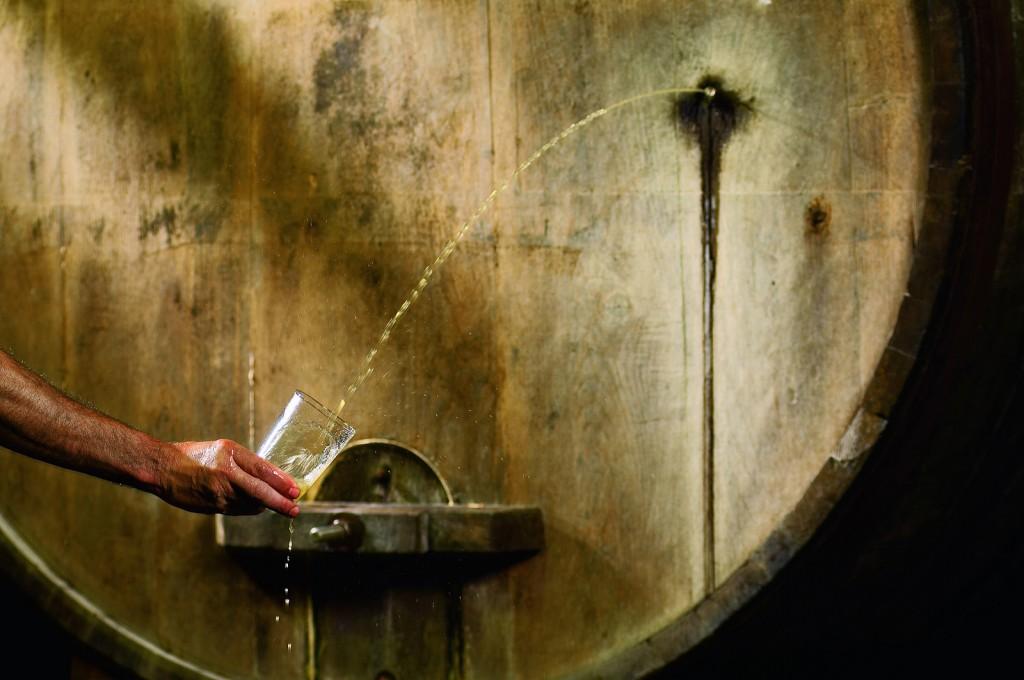 Spanish cider | ©jose a. del moral / Flikr