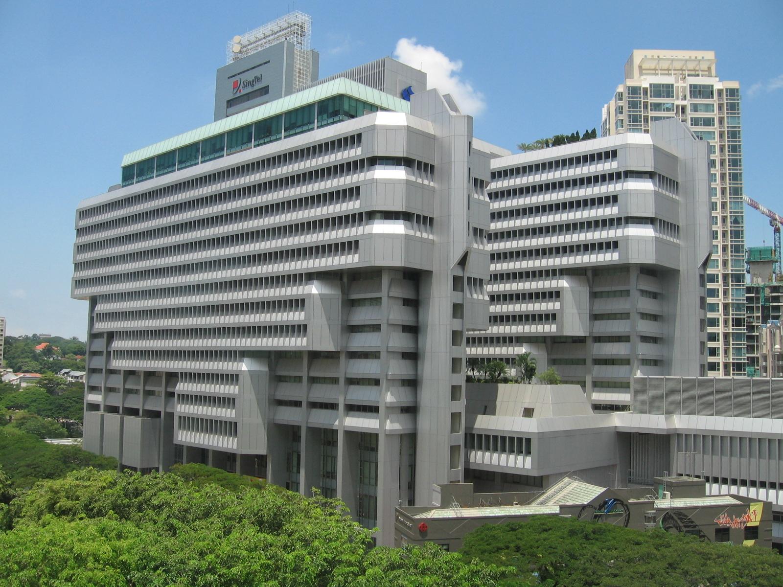 Singapore S Hidden Architectural Gems