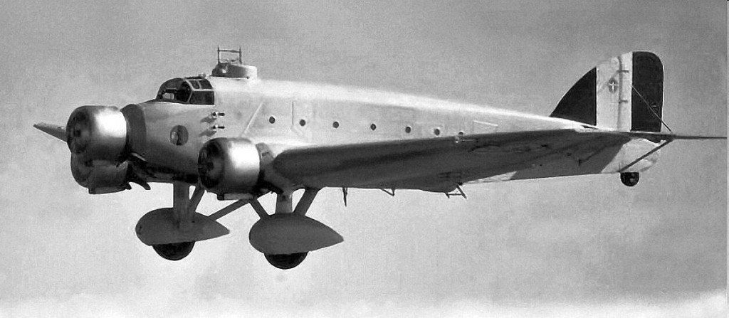 Spanish Civil War plane | Public Domain / Wikipedia